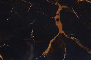 пример рисунка столешницы чёрного стола под камень.