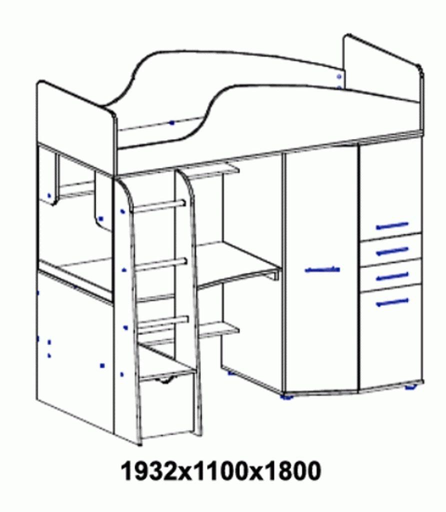 инструкция по сборке детской нильс - фото 4