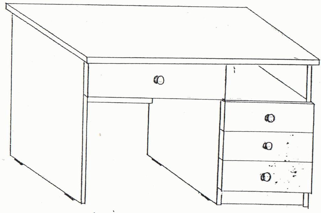 Инструкция по сборке стола письменного
