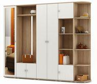 модульная мебель Тунис (Вешалка, Шкафы 3 шт., Угловой терминал)